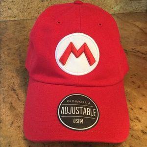🆕 Super Mario Baseball Hat